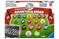 Ravensburger 3D Puzzle Bundesliga Adventskalender 2019 (1Stk.)