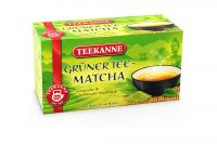 Teekanne GrünerTee - Matcha (20x1,75 g)