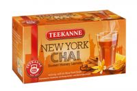 Teekanne New York Chai (20x1,75 g)
