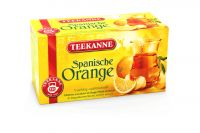 Teekanne Spanische Orange (20x2,5 g)