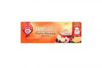 Teekanne Früchte - Genuss Teeflott (1l-Portion) (25x7 g)