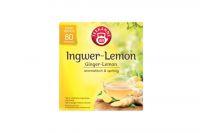 Teekanne Ingwer Lemon (80x1,5 g)