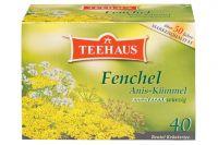 Teehaus Fenchel Anis-Kümel (40x2 g)