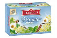 Teehaus 9-Kräuter 1x40 Beutel