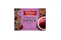 Teehaus Johannisbeere-Krisch 1x40 Beutel