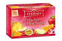 Teehaus Früchte Mischung 1x38 Beutel