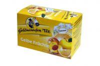 Goldmännchen Gelbe-Früchte 1x20 Beutel eP (20x2 g)