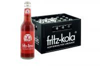 Fritz Limo Apfel-Kirsch-Holunder 24x0,33l