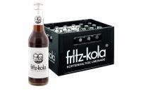 Fritz Kola zuckerfrei 24x0,33l
