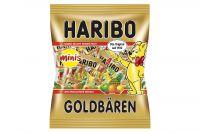 Haribo Goldbären Minibeutel (20x12,5Stk.)