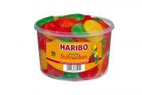 Haribo Frucht Schnecken 150Stk (1200g) Dose