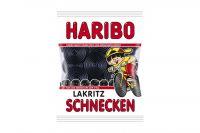 Haribo Lakritz Schnecken (200g) Tüte