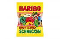 Haribo Frucht & Cola Schnecken (175g) Tüte