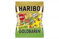 Haribo Saure Goldbären (200g) Tüte