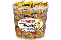 Haribo Goldbärchen (980g) Dose 100 Minibeutel eP