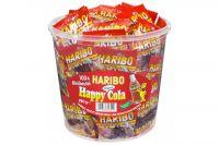 Haribo Happy Cola (980g) Dose 100 Minibeutel eP