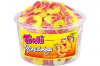 Trolli Pfirsisch Ringe (1200 g) Dose