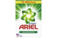Ariel Regulär Pulver 74WL Karton 4,810kg