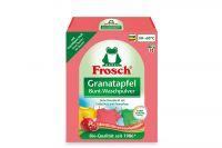 Frosch Bunt-Waschmittel Granatapfel Pulver 18WL Karton (1x1,35 kg)