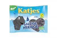 Katjes Salzige Heringe 200 g Tüte