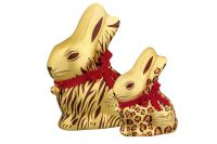 Lindt Goldhase 100g Animal Print