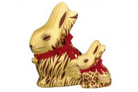 Lindt Goldhase 200g Animal Print