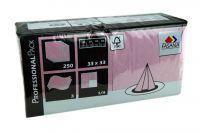 Fasana Servietten 33x33 3-lagig soft violett 1x250 Blatt