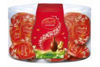 Lindt Ostereier Lindor Vollmilch 25x18g Dose