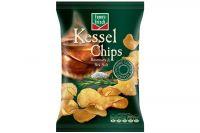 funnyfrisch Kessel Chips Rosmary & Sea Salt Tüte 120g