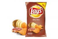 Lays BBQ Ribs Chips 175g