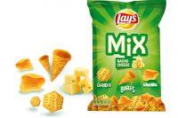 Lays Mix Nacho Cheese Beutel 92g