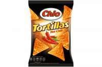 Chio Tortilla Hot Chili (125 g)
