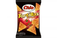 Chio Tortilla Wild Paprika 125g