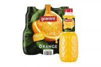 Granini Orange ohne Fruchtfleisch (6x1l)
