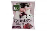 Bio Zentrale Gemüse Chips rote Beete (90 g)