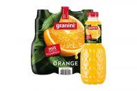 Granini Orange mit Fruchtfleisch (6x1l)