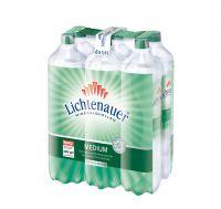 Lichtenauer Mineralwasser medium EW 6x1,5l