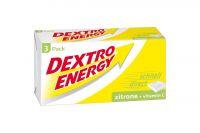 Dextro Energy zitrone 3er Kaub. 138g