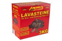 favorit Lavasteine für Gas- und Elktrogrillgeräte (3 kg)