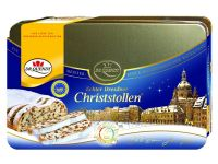 Dr. Quendt Dresdner Christstollen in Metalldose (500g)