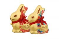Lindt Goldhase 200g Blumen-Edition