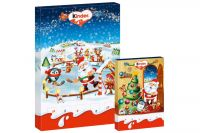 Kinder Mini-Mix Adventskalender (152g)