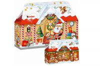 Kinder 3D-Haus Mix Adventskalender (234g)