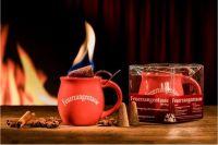 Feuerzangen Tasse rot 0,2