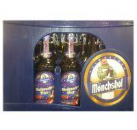 Mönchshof Weihnachtsbier 20x0,5l