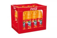 Fanta Mandarine ohne Zucker PET (12x1l)