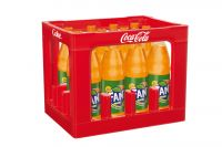 Fanta Mango ohne Zucker PET (12x1l)