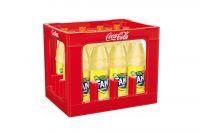Fanta Lemon ohne Zucker PET (12x1l)