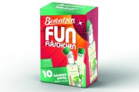 Berentzen Fun Saurer Apfel Minis 18% vol PET (10x20ml)