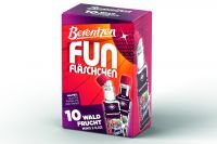 Berentzen Fun Waldfrucht Minis 16% vol PET (10x20ml)